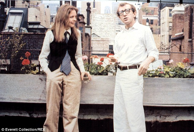 Inspired? Diane Keaton and Woody Allen star in the classic Annie Hall