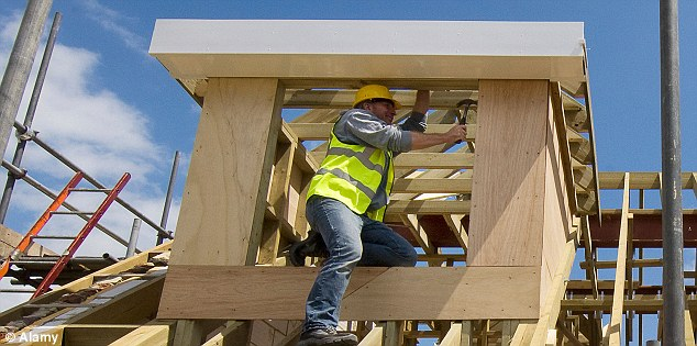 Money for nothing: Pick the right tradesman or builder and you will avoid a big bill for a bad job.