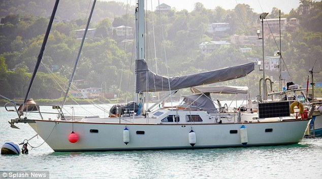 Harrowing ordeal: Mr Pratt's wife Margaret has been released from hospital and has returned to the yacht, Magnetic Attraction, according to her sister Jenny Riley