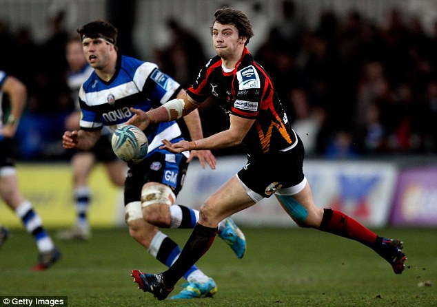 Changes: Newport Gwent Dragons could be one of four Welsh clubs who will look for a move into the Premiership