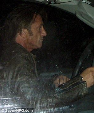 Guy #2: ... then she met Sean Penn at the Chateau Marmont in West Hollywood
