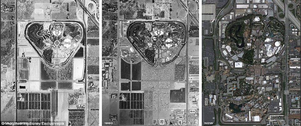 How the original Disneyland has changed over the last 60 years