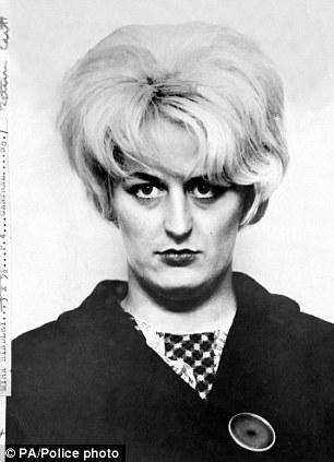 Killer: Myra Hindley who was jailed for life