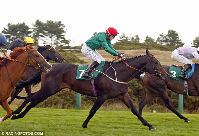 Another level: Mahican (C) could build on earlier success with a showing at the juvenile hurdle in Warwick
