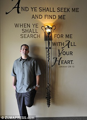 Barry Minkow has been the senior pastor at the Community Bible Church in San Diego since March 1997
