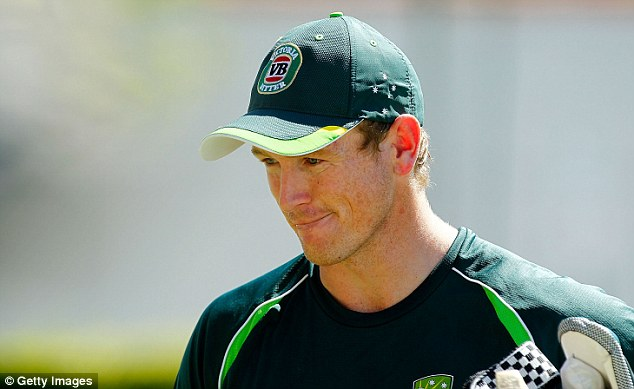 Ready: George Bailey has been passed fit for the next ODI and will stand in as the hosts' captain