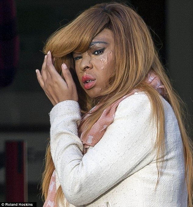 Mary Konye claimed Naomi Oni had hatched an elaborate plan to throw acid in her own face so that she could become as famous as Katie Piper, a model and television presenter