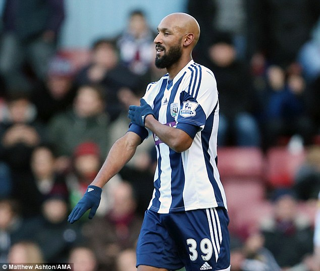 Protestations: Anelka has professed his innocence on Facebook and is now denying the FA charge
