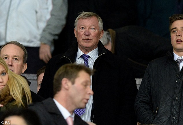 Theatre of Dreams? Former manager Sir Alex Ferguson (pictured) would never have played counter-attacking football against a team struggling at the wrong end of the table