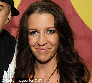 Sad times: Justin's mother Pattie Mallette, seen here in 2011, has been urging him to get help