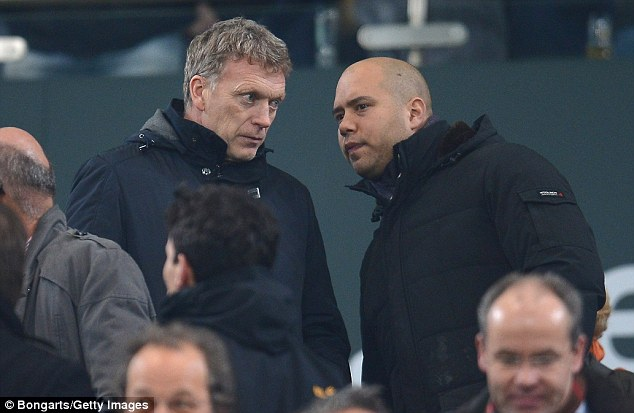 Operator: David Moyes is moving quickly to turn around what has been a miserable campaign so far
