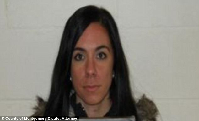 Erica Ann Ginnetti, 33, a high school math teacher and married mother of three, has been charged with more than a dozen counts of institutional sexual assault, corruption of minor and disseminating obscene materials to a minor