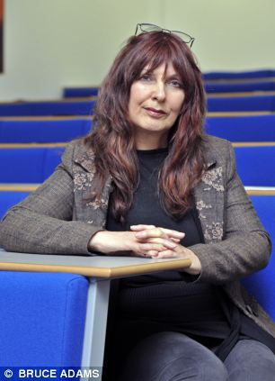 Angry: Janis Sharp, mother of Gary McKinnon, who was saved from extradition, said it breaks her heart to hear the Dunhams' story