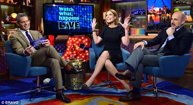 'I killed it': Svannah Guthrie's disastrous interview with Gosselin twins Mady and Cara is still haunting the broadcaster who said she 'felt bad' for the girls during a Thursday appearance on Watch What Happens Live