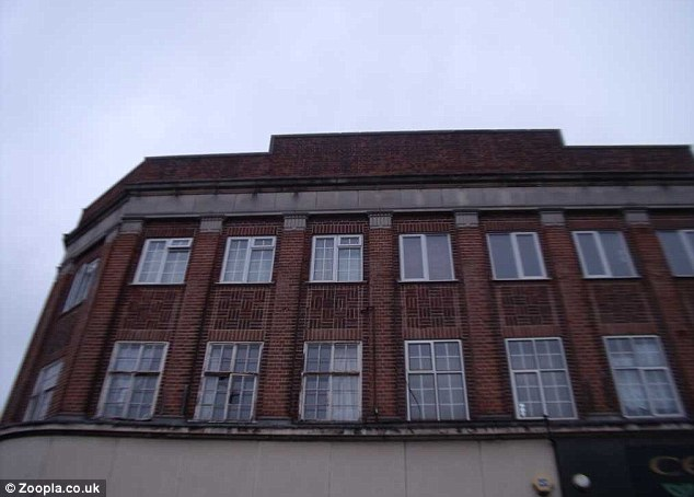 Just five figures: A two bedroom flat for sale in Kinsbury, London, for £94,995
