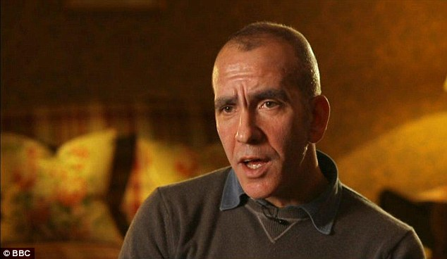 Candid: Paolo di Canio was talking on BBC's Football Focus programme