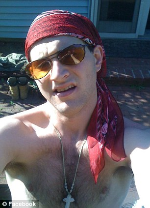 Accused ax murdered Sean Farrell