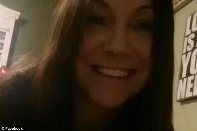 Brutally murdered: Bonnie Farrell was repeatedly struck in the head with an ax by her deranged son, police said