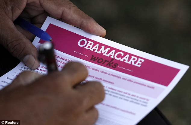 The Obama administration announced that 3 million Americans have signed up for Obamacare and administration hopes to sign up 7 million by March 31
