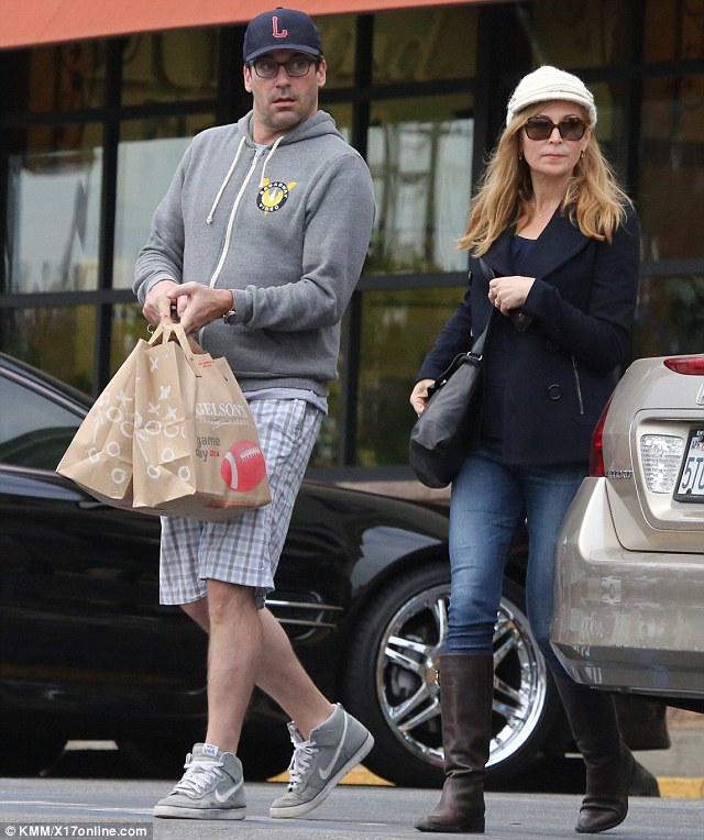 Long-term relationship: Jon and Jennifer have been in a relationship together since 1997