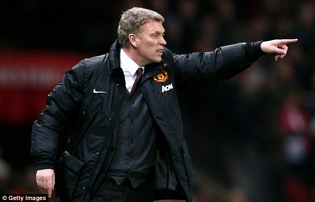 Warning: David Moyes has told his under-performing players to step up or they will be sold