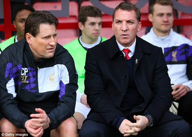 On the lookout: Rodgers insists he will keep looking for players before the end of the window on Friday night