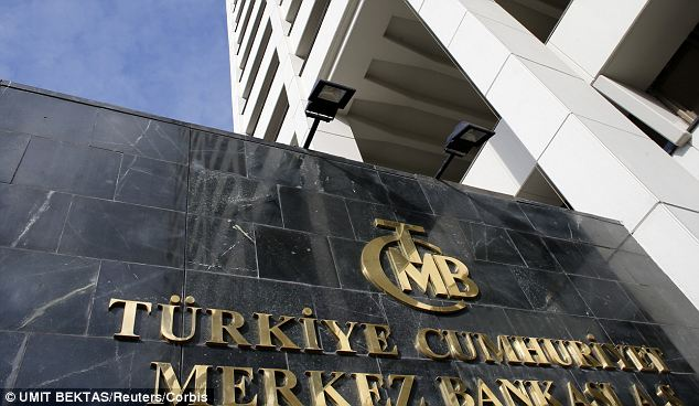 Midnight meeting: Turkey's central bank raised interest rates sharply as an emergency measure