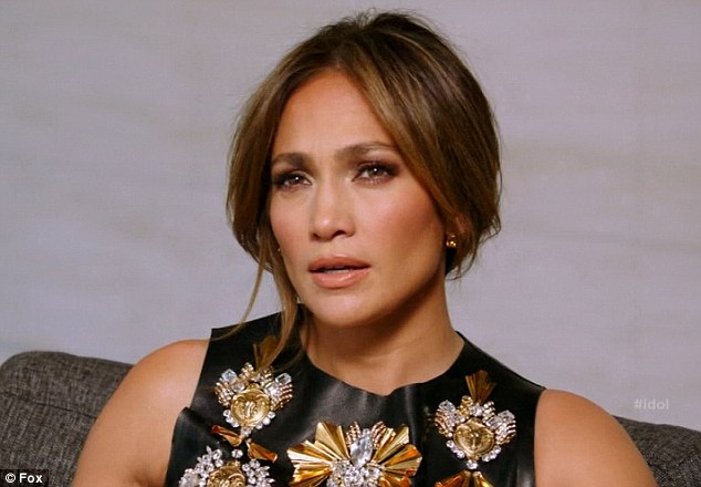 Correct journey: J-Lo said she didn't know if she would've tried out for American Idol if given the chance