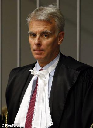 Carlo Dalla Vedova, the Italian lawyer of Amanda Knox