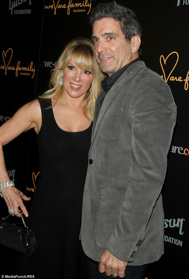 Split: People reports that Ramona has now filed from her husband of 27-years Mario Singer