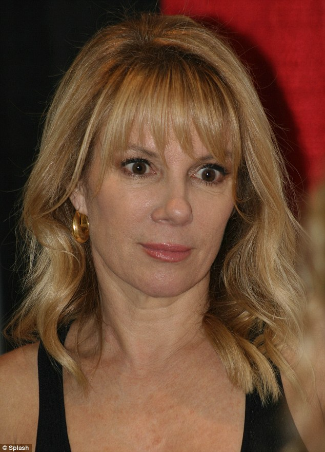 New start: Ramona has now filed for divorce from her husband Mario Singer