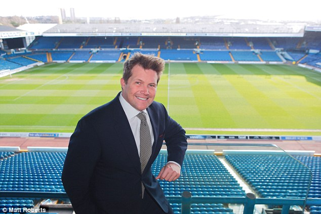 Unfortunate: David Haigh has said that his financial backers were not able to deliver