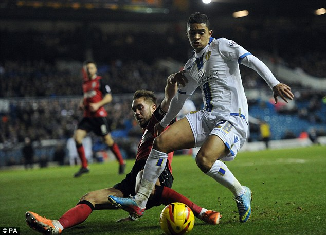 Standings: Leeds currently lie 12th in the Championship, eight points off the play-offs