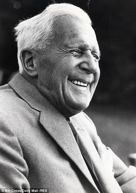 Sir Barnes Wallis designed the bouncing bomb