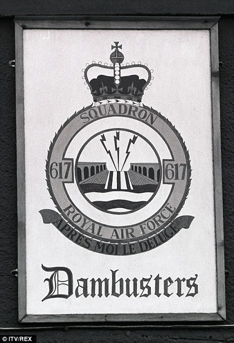 Badge for 617 Squadron