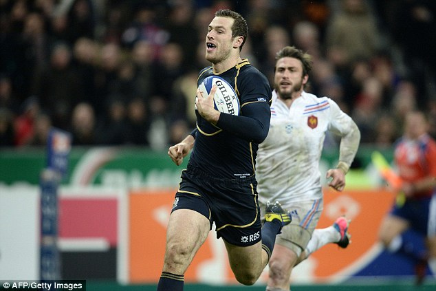 Chasing shadows: France finished bottom in 2013 after a disastrous Six Nations campaign