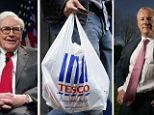Buffett versus Woodford: Who made the right investment call on British supermarket giant Tesco?