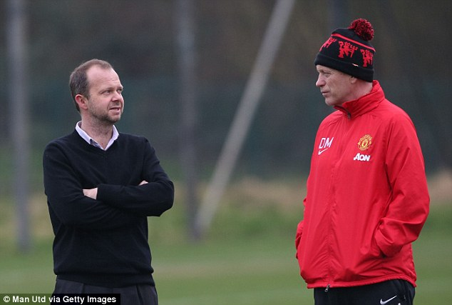 Over to you: David Moyes and Ed Woodward must decide if they want to lower their asking price