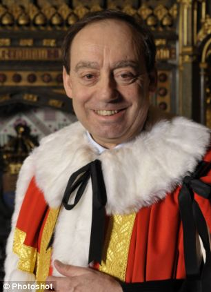 Critics have blasted Lord Gold, author of the party's inquiry, for not consulting The Mail on Sunday's findings