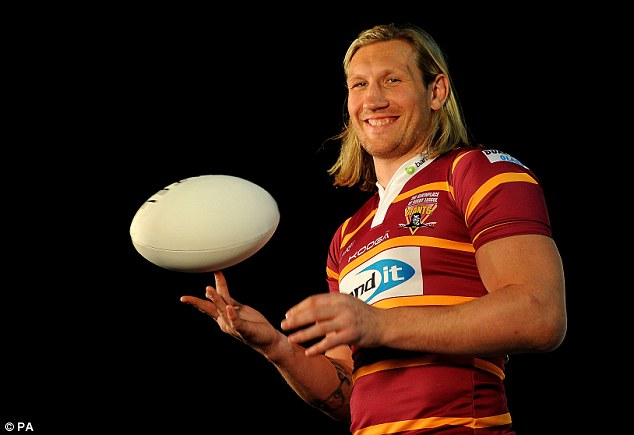 First up: Wigan begin their season against Eorl Crabtree's 2013 league leaders Huddersfield Giants