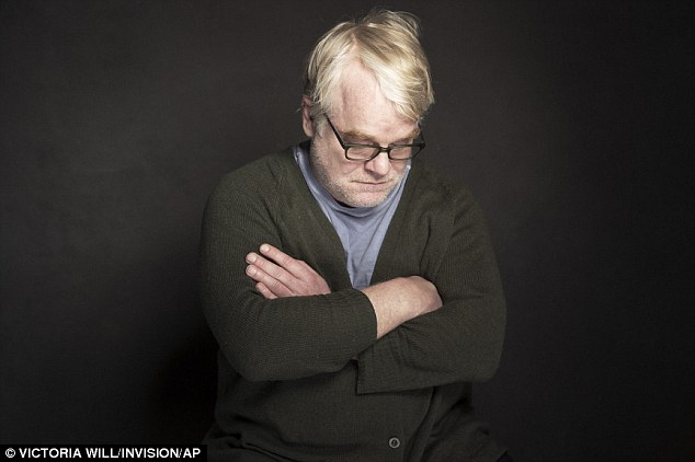 Final portrait: Phillip Seymour Hoffman at The Collective and Gibson Lounge Powered by CEG, during the Sundance Film Festival, on Sunday, January 19 in Park City, Utah