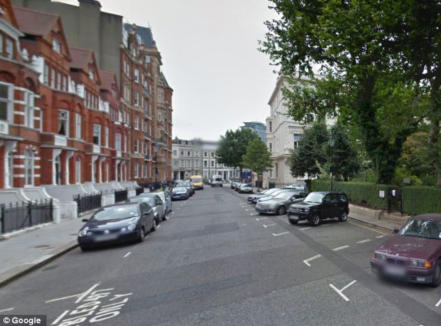 Earls Court Square, one area pictured, was historically home to Howard Spensley - a liberal politician. Homes in the area sell for around £2million