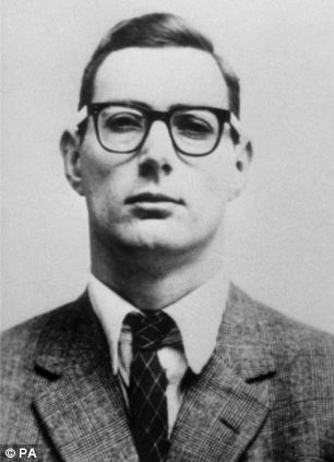 Mr McNeil was a top 'thief catcher' whose career highlights included helping Tommy Butler arrest Great Train Robbery mastermind Bruce Reynolds (pictured)