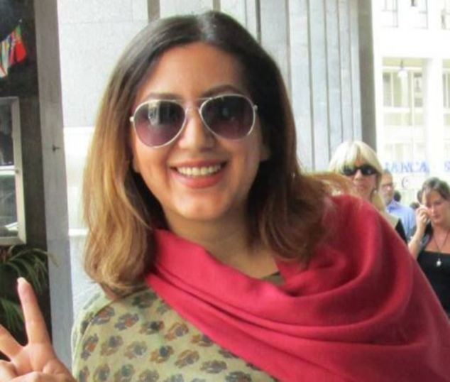 The woman's two flat mates Gagandeep Kaur, 30 and Rajeshwar Singh 28, have been arrested in connection to the death