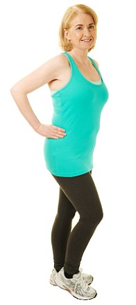 Week 11. Helen started the plan weighing 9st 8lb, and now weighs 9 stone and fits into her size ten jeans