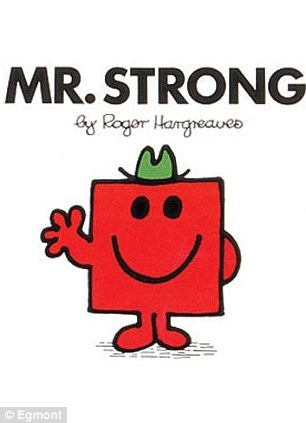 Mr Strong by Roger Hargreaves