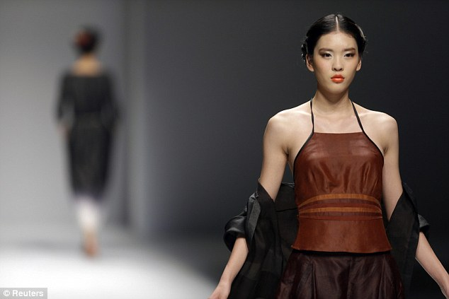 A US model tells of the terrible conditions models are subjected to in China