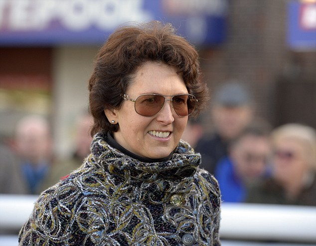 Prospect: Trainer Venetia Williams could be in the winners enclosure again with Elenika at Ludlow