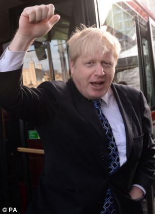 London Mayor Boris Johnson said the Lib Dems should not make hollow threats that they cannot keep
