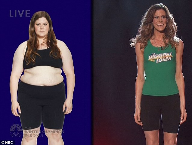 Too much too soon? Rachel's 155-pound weight loss on the season 15 finale of The Biggest Loser made fans worry she became anorexic